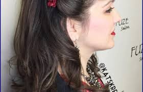 vine pin up hairstyles for long hair 10257 42 pin up hairstyles that scream retro