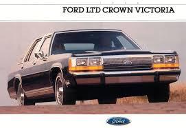 Curbside Classic: 1989 Ford LTD Crown Victoria – If It's Good ...