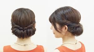 浴衣の髪型アップ編夏祭りショートロングまで簡単なアレンジの