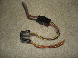 cj intermittent wiper switch jeepforum com this plugs into the existing wiring harness at this plug