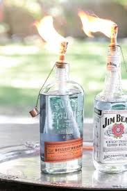 How To Decorate Empty Liquor Bottles 100 Incredibly Clever DIYs You'll Actually Want To Try Empty 13