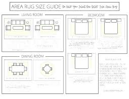 living room area rug size dimensions for queen bed what dining table guide gu