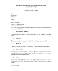 Appointment Letters In Doc Fascinating 48 Appointment Letter Examples Samples PDF DOC