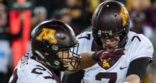 Minnesota Gophers Depth Chart Minnesota Football A Projected Gopher Football 2016
