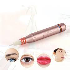 digital permanent makeup machine summer dream embroidery eyebrow pen eyeliner bleached lips mts small tattoo apparatus us eu plug 0614005 permanent makeup