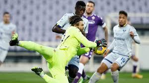Fiorentina - Verona 1-1 - Calcio - Rai Sport