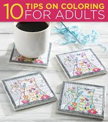 Small Picture Coloring For Adults 10 Tips to Make Those Pages Pop Plaid Online