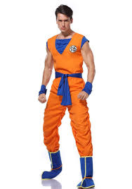 2019 Dragon Ball Z Goku Costume Suit Son Cosplay Costumes For Adult Boys Girl Kid Child Wig Clothes Set Fancy Halloween Sh190908 From Hai05 50 71
