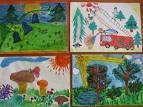 Зеленая планета глазами детей конкурс рисунков 2017