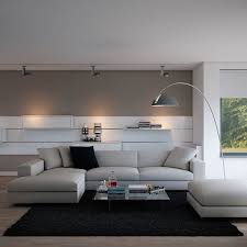 contemporary track lighting living room contemporary. interior contemporary living room furniture with black rug track lighting