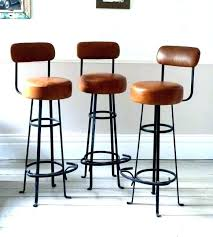 amusing leather bar stool amusing leather bar stool leather luxury amusing bar stool 3 with backrest amusing leather bar stool