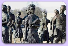 writing a persuasive speech a step action plan the little rock nine sculptures