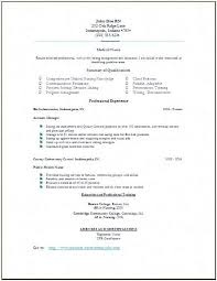 Nurse Resumes Examples Best Ideas About Nursing Resume On Resume Er