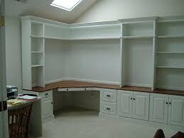 built in desk best corner ideas about on decoration bookshelves built in desk