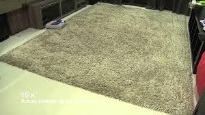 Neato Robotic Vacuum XV-21 cleaning a 1.5