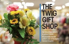 twig gift pdf flyer