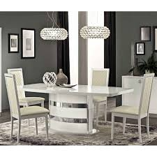dining set table and chairs roma dining set white table and  chairs