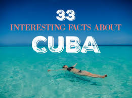 33 Interesting Facts About Cuba |Divergent Travelers