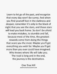 Learn From The Past Quotes Magnificent Quotes About Life Learn To Let Go Of The Past And Recognize That