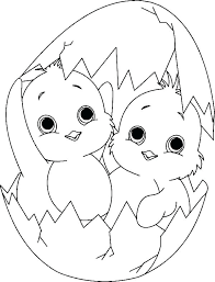 Coloring Pages Chickens Crukhsfinfo