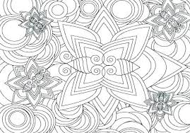 Coloring Pages Stained Glass Patterns Colouring Animals Easy Design