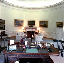 Jfk in oval office Renovation Photograph Of The Oval Office Early In Kennedys Presidency Paintings Two And Four From The Fourpainting Series Of The Uss Constitution And Hms Uss Constitution Museum John F Kennedy And