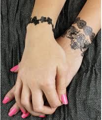 černé Tetování Na Ruků Evelynscz