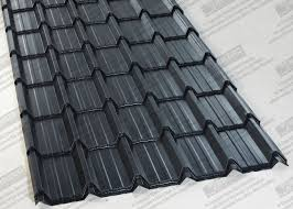 tile effect roofing sheets steel metal tin roof sheets in west midlands