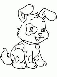 Biscuit The Dog Coloring Pages Printable Kids Colouring Pages
