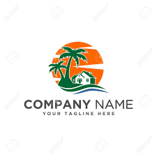 Beach House Logo Design Logo Design Beach House