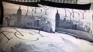 new york city skyline duvet cover quilt cover bedding single double king super