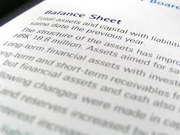 Company S Net Worth How To Find The Total Number Of Shares From A Balance Sheet