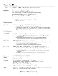 Resume Examples For Restaurant Jobs How To Write A Server Job Chef