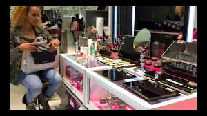 it s always summer time vlog natura usa cosmetics makeover at dolphin mall
