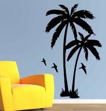 palm tree wall decor vinyl decal sticker