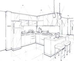 Interior design sketches kitchen Commercial Kitchen Kitchen24960603stdjpg 800670 Interior Design Sketches Drawing Interior Interior Shawn Trail 105 Best Interior Design Presentation Images Architecture Sketches