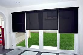 best sliding glass doors best window treatments for sliding glass doors black shades sliding glass door
