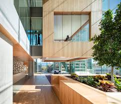 office gardens. Telus Garden / Office Of Mcfarlane Biggar Architects + Designers Inc., © Andrew Latreille Gardens