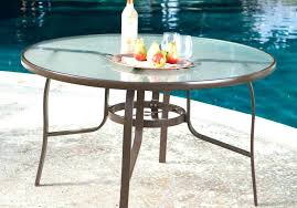 48 inch round table top inch glass table top best picture with stunning round patio replacement