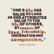 Simone De Beauvoir Quotes New 48 Best Friendship Quotes Images