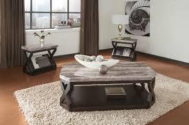 radilyn grayish brown occasional table set