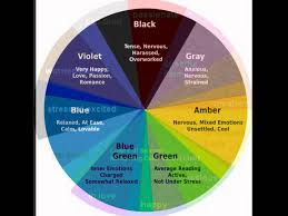 Mood Colors Meanings Mood Ring Color Meanings From Justice Youtube
