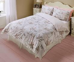 romantic hearts paris bedding twin full queen duvet cover comforter cover set cream peach