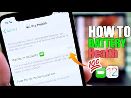New versions of ios for iphone include a battery health feature, which, much as it sounds, aims to inform the iphone user if their iphone battery is healthy and operating at full potential, and what the maximum capacity of the battery charge is. 100 Iphone Battery Health How To Do It Youtube