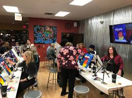3rd annual painting with a purpose 2019
