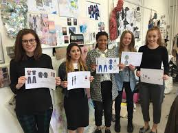 Fashion Design Competitions Uk Fashion Students Dominate The Shortlist For The A Futuristic