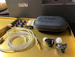 Вставные <b>наушники Dunu DM-480 Grey</b> купить в интернет ...