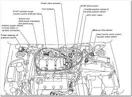 2001 nissan maxima vacuum diagrams 2001 nissan maxima rough cold
