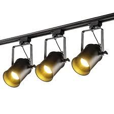 track lighting spotlights. Loft Retro Led \u003cstrong\u003etrack\u003c\/strong\u003e \u003cstrong\u003espotlights\u003c Track Lighting Spotlights G