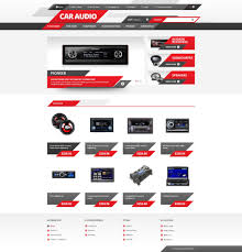 automotive gift certificate template unique car audio opencart template